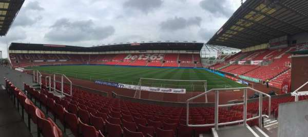 bet365 Stadium, section: 10, row: 15, seat: 24