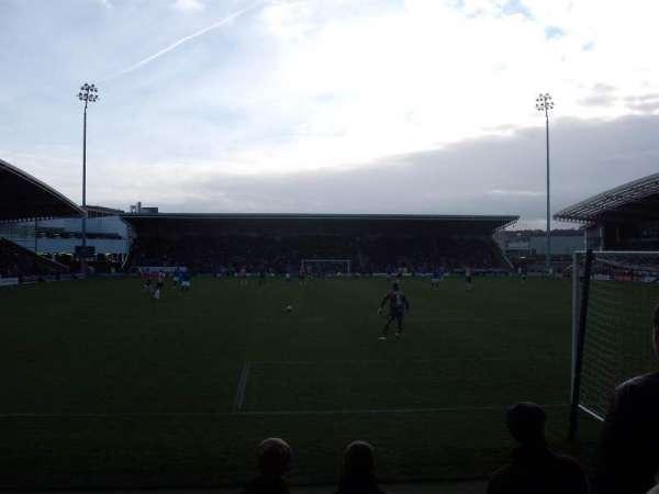 Technique Stadium, row: F, seat: 78
