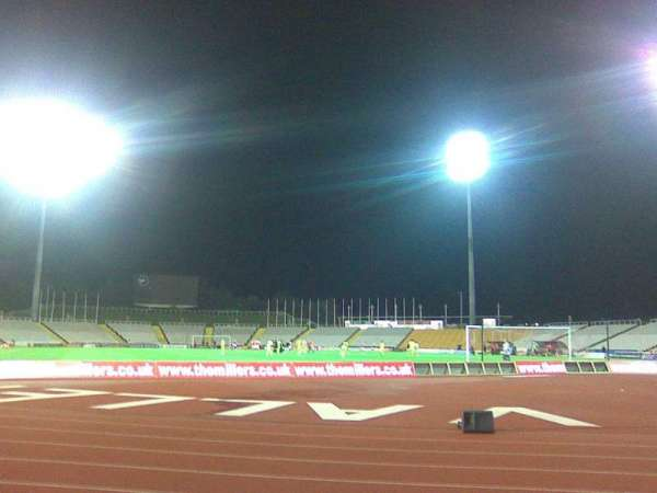 Don Valley Stadium, section: 12, row: A, seat: 17