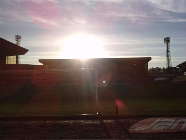 Oakwell Stadium, section: NS3, row: C, seat: 69