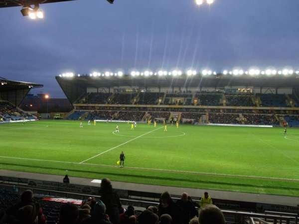 Kassam Stadium, section: 26, row: T, seat: 136