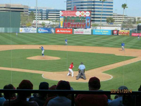Tempe Diablo Stadium, section: 10