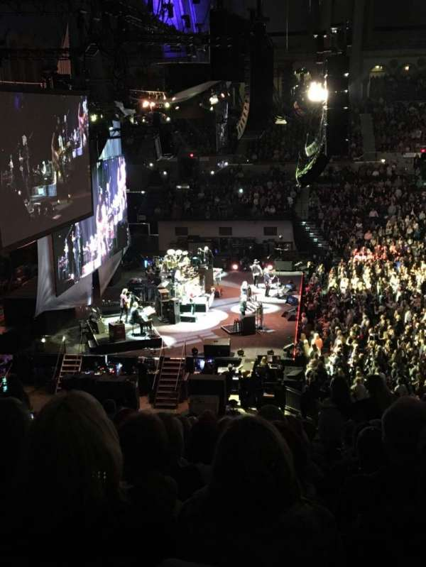 Boardwalk Hall, section: 203, row: N, seat: 15