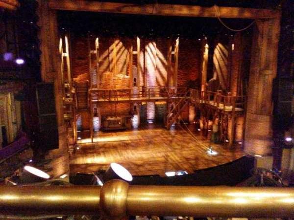 CIBC Theatre, section: Mezzanine LC, row: A, seat: 317