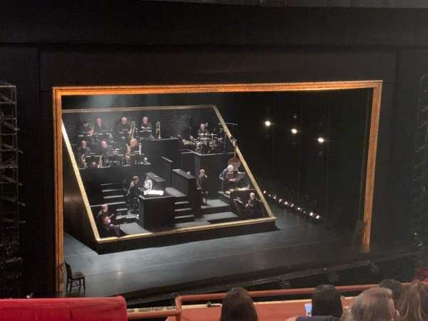 Cadillac Palace Theater, section: Balcony L, row: D, seat: 7