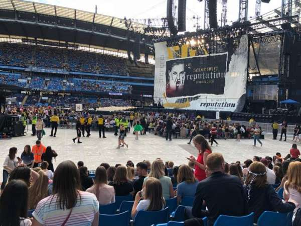 Etihad Stadium (Manchester), section: 104, row: K, seat: 89