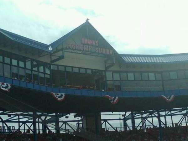 Rosenblatt Stadium, section: 15, row: A, seat: 1