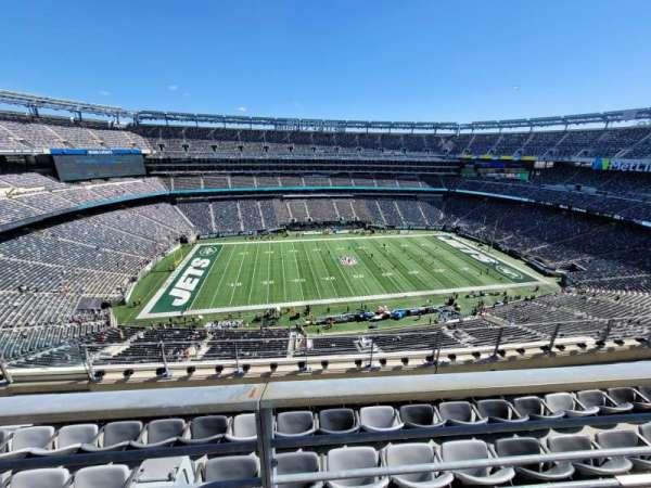 MetLife Stadium, section: 340, row: 5, seat: 17