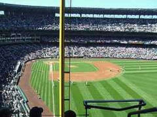 T-Mobile Park, section: Right field, row: Upper Deck
