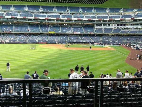 Yankee Stadium, section: 234, row: 1, seat: 9