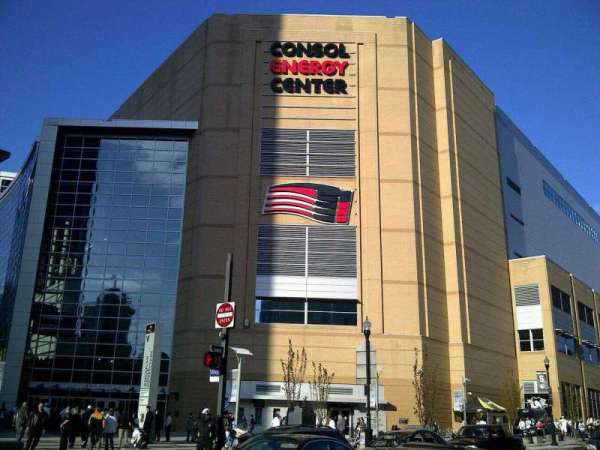 PPG Paints Arena, section: Outside