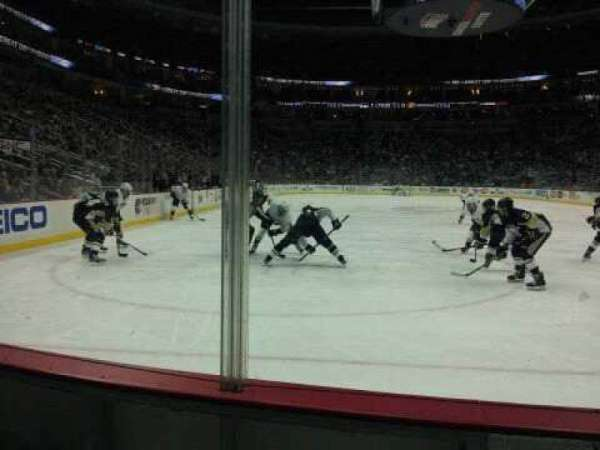 PPG Paints Arena, section: 119, row: B, seat: 1