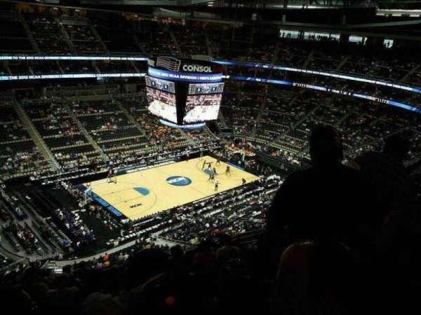 PPG Paints Arena, section: 206, row: P, seat: 12