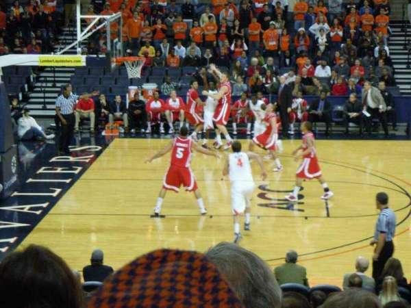 John Paul Jones Arena, section: 114