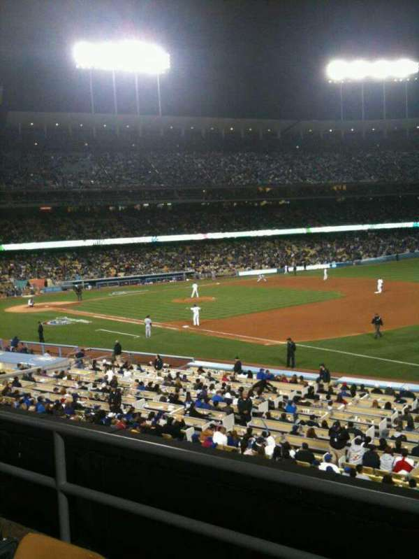 Dodger Stadium, section: 150LG, row: C, seat: 2
