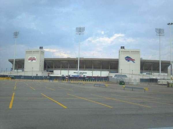 Highmark Stadium, section: Gate 2
