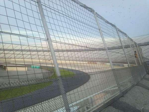 Dover International Speedway, section: Turn 3