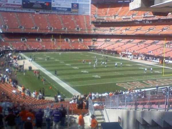 FirstEnergy Stadium, section: End Zone