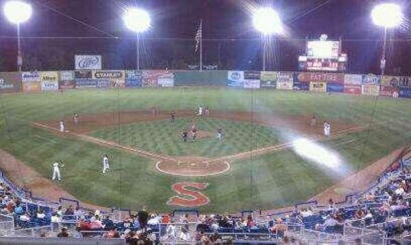 Salem Memorial Ballpark, section: Suite 5