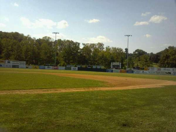 Moxie Stadium, section: 1st Base Bleachers