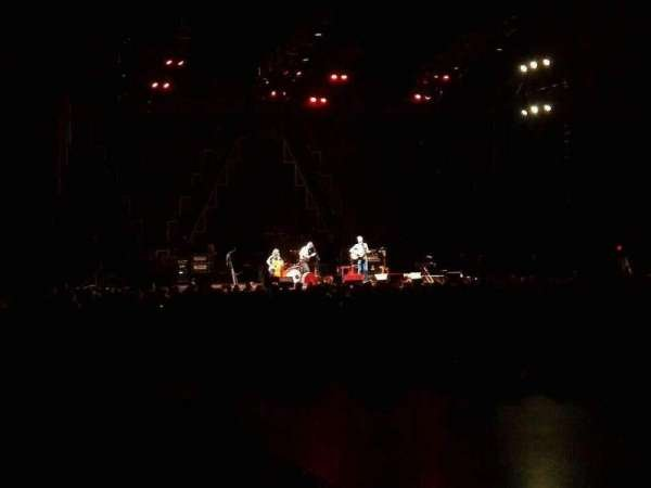 John Paul Jones Arena, section: 111, row: F, seat: 3