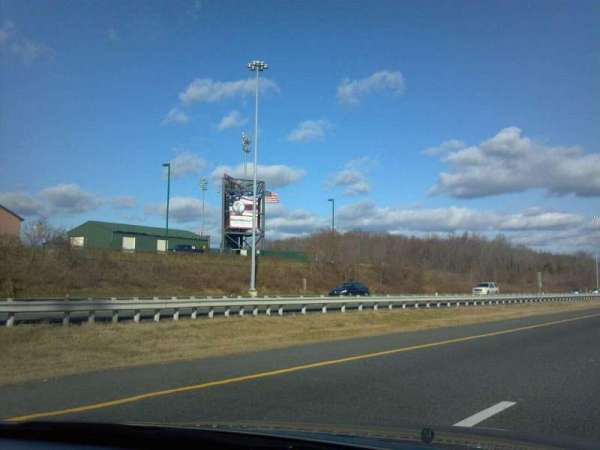Ripken Stadium, section: Interstate
