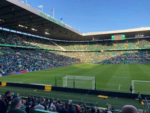 Celtic Park, section: 139, row: V, seat: 8