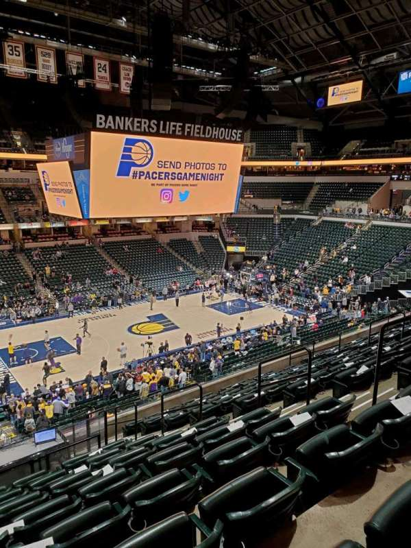 Photos At Bankers Life Fieldhouse