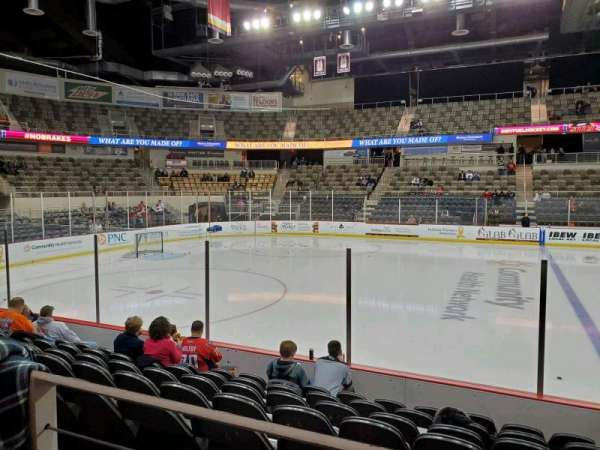 Indiana Farmers Coliseum, section: 201, row: A, seat: 4