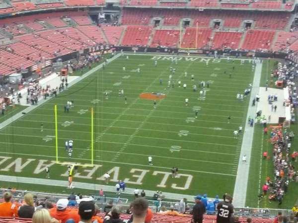 FirstEnergy Stadium, section: 349, row: 42, seat: 11