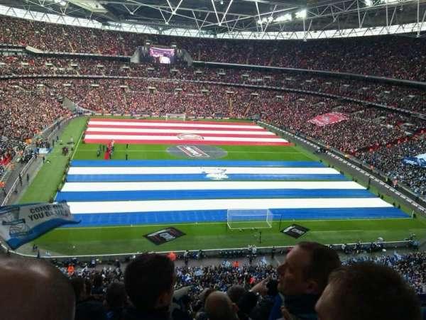 Wembley Stadium, section: 541, row: 11, seat: 47