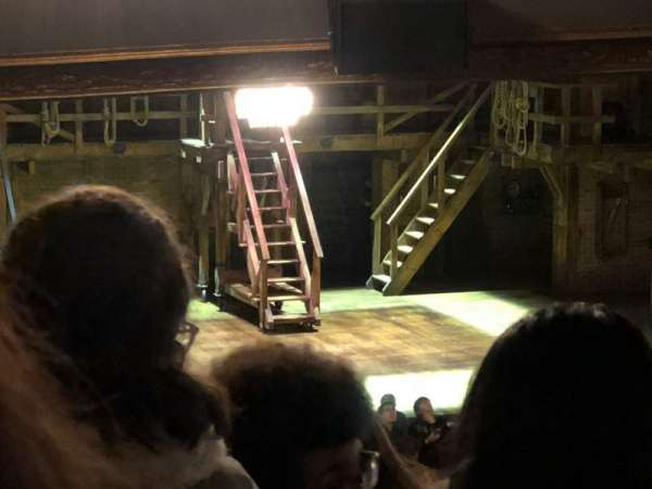 Richard Rodgers Theatre, section: Orchestra L, row: X, seat: 15