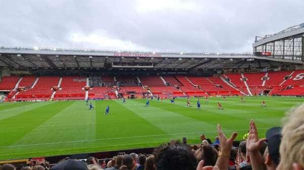 Old Trafford, section: N1405, row: TT, seat: 193