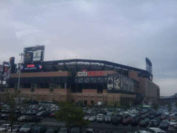 Citi Field, section: Left Field Gate