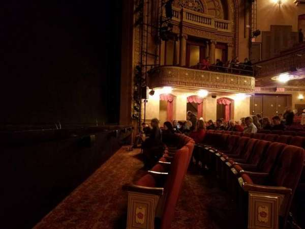 Ethel Barrymore Theatre, section: Left orchestra, row: BB, seat: 5