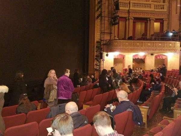Ethel Barrymore Theatre, section: Orch, row: F, seat: 17