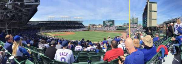 Wrigley Field, section: 232, row: 19, seat: 18