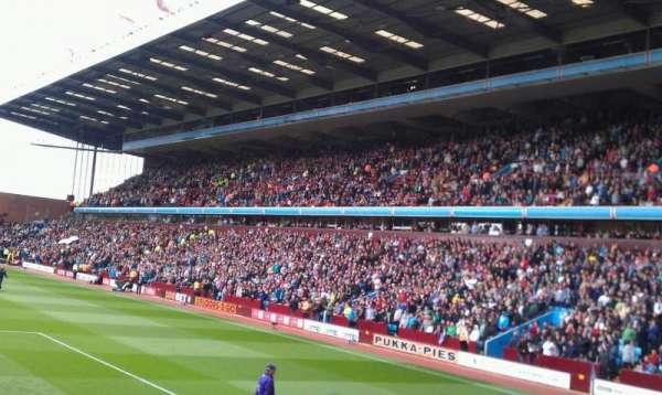 Villa Park, section: L3, row: O, seat: 103