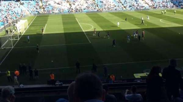 Etihad Stadium (Manchester), section: 230, row: J, seat: 808