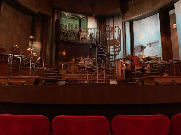 Walter Kerr Theatre, section: Orchestra C, row: E, seat: 108