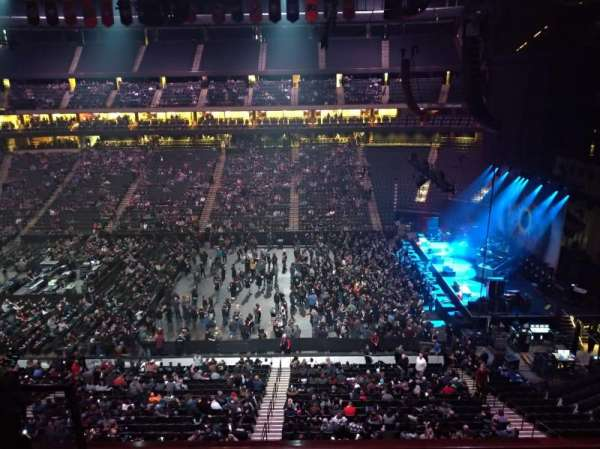 Xcel Energy Center, section: C4, row: 3, seat: 12