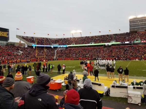 Photos At Jack Trice Stadium