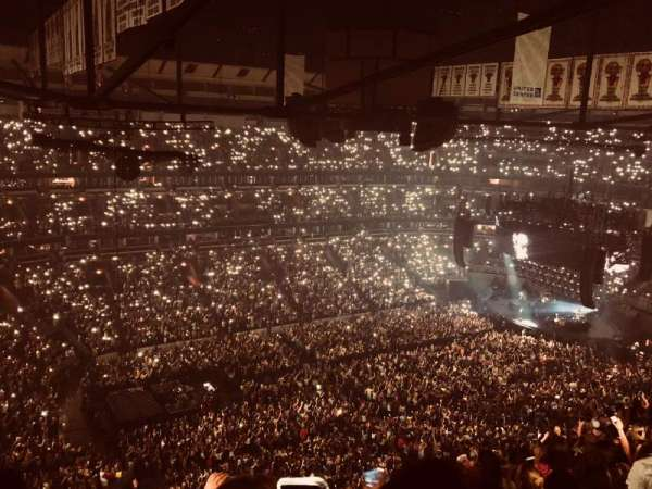 United Center, section: 301, row: H