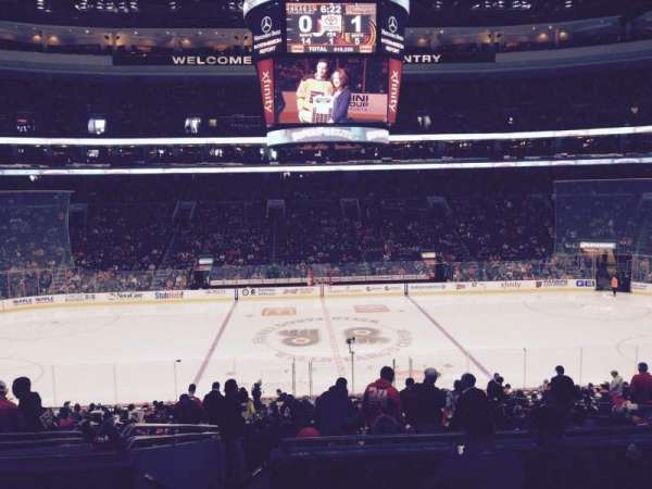 Wells Fargo Center, section: SB13, row: 5, seat: 3