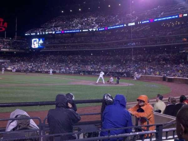 Citi Field, section: 121, row: 3, seat: 10