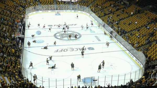 TD Garden, section: Bal 324, row: 12, seat: 21