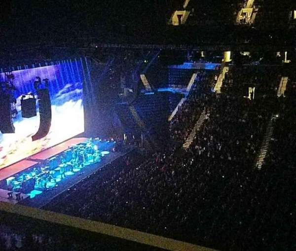 Barclays Center, section: 223, row: wc, seat: 2