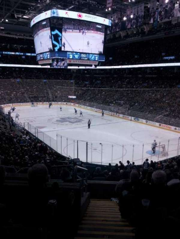 Scotiabank Arena, section: 115, row: 28, seat: 21