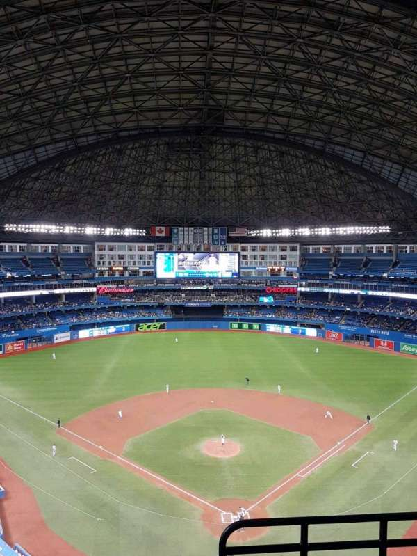 Rogers Centre, section: 524BL, row: 12, seat: 101