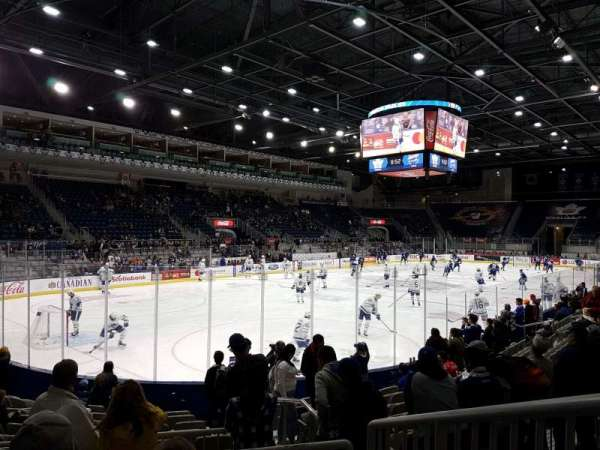Coca-Cola Coliseum, section: 113, row: c, seat: 15